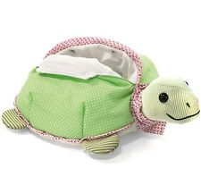 Steiff 235603 Baby Little Circus Green Turtle Cushion with Bag