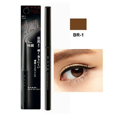 [KANEBO KATE] Sharp Lock Super Fine Gel Eyeliner Pencil BR-1 DARK BROWN NEW