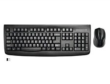Kensington Pro Fit Bluetooth Wireless Laser Mouse and Keyboard Combo -US English