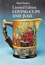 ROYAL DOULTON LIMITED EDITION LOVING-CUPS & JUGS charles dickens lord nelson