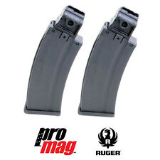 2x Promag Archangel 9-22 10-Round Magazine .22LR AA922-01 for Nomad Ruger 10/22