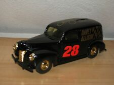 Ertl American Classic 1940 Ford Delivery Panel Truck Davey Allison Bank 1:25