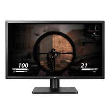 """27"""" LG Ultra HD 4K 27MU58P-B LED IPS LCD Monitor Dual HDMI DisplayPort - Black"""
