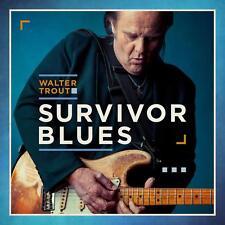 Walter Trout Survivor Blues CD - Pre Release 25th January 2019