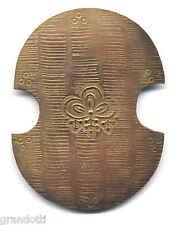 MUTSU NO KUNI FUNDO COPY JAPANESE OLD GOLD COINS COPIA MONETA GIAPPONESE