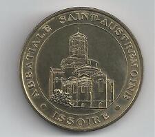 63 Puy de Dome Issoire Abbatiale saint-Austremoine  2003 Médaille Monnaie  Paris