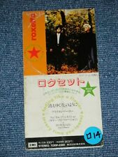 """ROXETTE Japan Only 1991 Tall 3"""" CD Single FADING LIKE A FLOWER"""