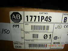 Allen Bradley power supply Module  1771-P4S