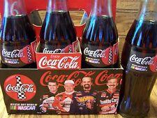 1998, NASCAR Coca ' Cola Racing, 6 - 8 Oz Coke Bottles