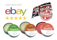 Original Vaseline Lip Balm Petroleum Jelly Therapy Balm Dry Cracked Pocket Size