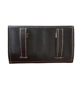 New Leather Shotgun Choke Case / Cartridge Case Belt Attachable Loop Clay