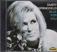 DUSTY SPRINGFIELD - BLUE FOR YOU - CD - NEW -