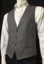 Pal Zileri Concept  Size 42 UK (52 EUR)  Grey Waistcoat  RRP £235