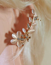 Alloy Oval Clip - On Costume Earrings