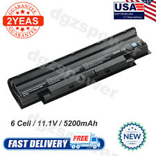 6 Cells Replace Battery For Dell Inspiron M5030 N3010 N4010 N5010 N7010 N5040 US