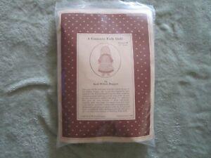 "Vintage 1987 COUNTRY FOLK DOLL KIT by Gail Wilson Duggan 7.5"" Series Pattern B"