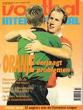 V.I. 1997 nr. 37 - ARVELADZE / CHAMPIONS LEAGUE 1997-1998/JUVENTUS/PAUL BOSVELT