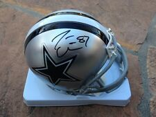 *JASON WITTEN*SIGNED*AUTOGRAPHED*DALLAS*COWBOYS*MINI*HELMET*