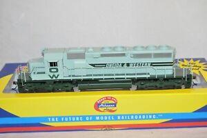 HO scale Athearn RTR Oneida & Western TN coal EMD SD40-2 locomotive train
