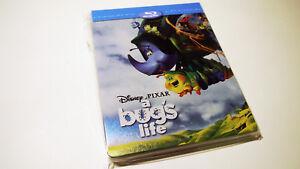 A Bug's Life Future Shop Exclusive Blu-ray Steelbook | Disney Pixar | LIKE NEW