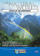 Very Good - The Nature & Science - Spirits Of The Rainforest [DVD], DVD, ,