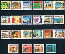 Mint Never Hinged/MNH Multiple Zimbabwean Stamps (1965-Now)