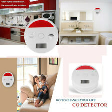 1PCS CO Carbon Monoxide Detector Kitchen Bathroom Poisoning Gas Sensor Warning
