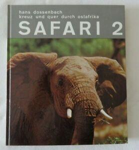 SAFARI 2 - Gloria Verlag Sammelalbum 1969 - komplett