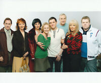 Gavin & Stacey UNSIGNED cast photograph - M4993 - Mathew Horne and Joanna Page
