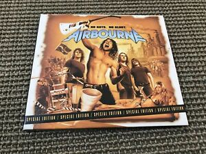 SPECIAL EDITION ALBUM DIGIPACK CD 18T AIRBOURNE NO GUTS NO GLORY (2010)