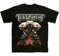 TESTAMENT Brotherhood Of The Snake T SHIRT S-2XL New Official Hi Fidelity Merch