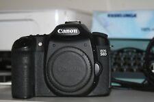 Fotocamera Canon EOS 50D reflex digitale + CF 4GB macchina semiprofessionale