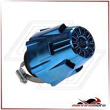 203.0112 Air Box Cromato Blu Diritto D.46 Polini