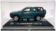 1:72 Scale Cararama Land Rover Freelander 3-Door - Green - BNIB