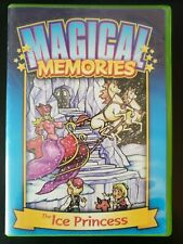 Magical Memories The Ice Princess RARE KIDS DVD WITH CASE & ART BUY 2 GET 1 FREE