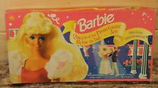 Barbie Queen Of The Prom Vintage Board Game 1990's Edition