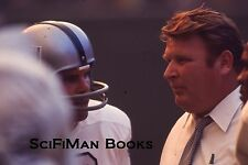 NFL John Madden Daryle Lamonica Oakland Raiders Original 35mm Slide Football!!!