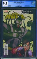 Totally Awesome Hulk 17 (Marvel) CGC 9.8 White Pages Mike Choi Venomized Cover