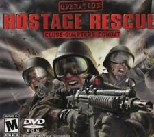 Operation: Hostage Rescue (PC-DVD, 2007) Windows 2000/XP/Vista -NEW in Jewel Box