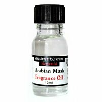Scented Fragrance Oils For Home Oil Warmers Burners Diffuser - 10ml ARABIAN MUSK