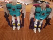 Transformers Decepticon Clones Pounce and Wingspan.