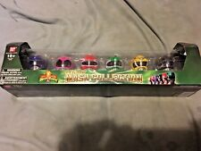 New Rare Bandai Mighty Morphin Power Rangers Legacy Mask Collection
