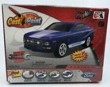 Ford Mustang Skullduggery Krazy Kars Cast and Paint Body Shop 1:64