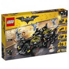 "Lego UK 70917 ""The Ultimate Batmobile"" Construction"