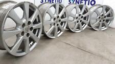 Set Of Genuine 17 Inch TOYOTA AVENSIS AURIS PREVIA Alloy Wheels Rims 5x114.3 7J