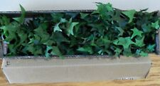 "3 Homco Home Interiors Needle Point Ivy Bush ""New"""