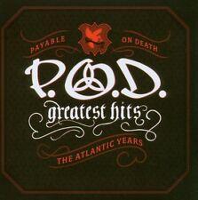P O D:  Greatest Hits - CD