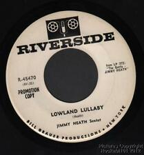 1961 Jimmy Heath Sextet Jazz M- DJ 45 (Lowland Lullaby / Funny Time)