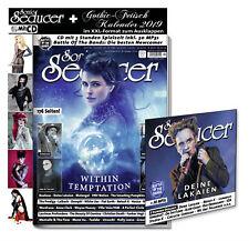 Sonic Seducer 12-2018+Within Temptation Titelstory+Gothic Fetisch Kalender 2019