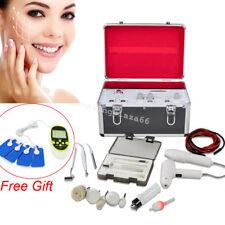 5-1 High Frequency Galvanic Facial Brush Vacuum Spray Skin Care Machine Safe Use
